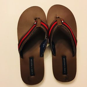 54b6bc537e9f9 Tommy Hilfiger Shoes - Tommy Hilfiger Slippers size 4